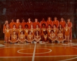 1976 University of Tennessee Track Team (Pamela Pettus)