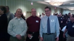 Roger Quincy, Greg Freels, Bill Oen