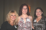Donna Grubb McCammon, Kimberly Monger Bergeron, and Cathy Young Whitt