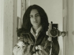 Phil Shapiro self portrait 1975-I think I was trying to look like a teenager with an attitude