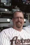 Dave Crume in 2005. What can I say, the Astros are only good during the post season but not this year!